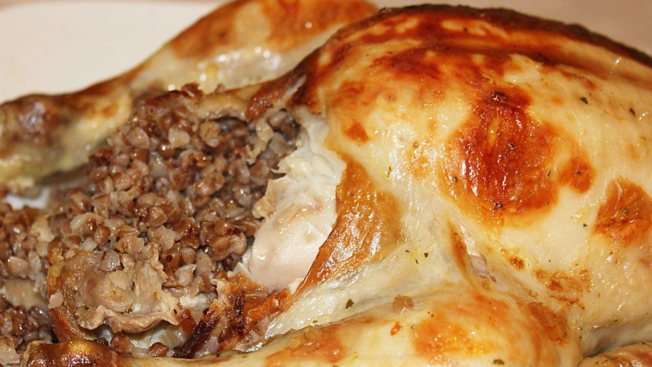 бедра куриные с гречкой в мультиварке