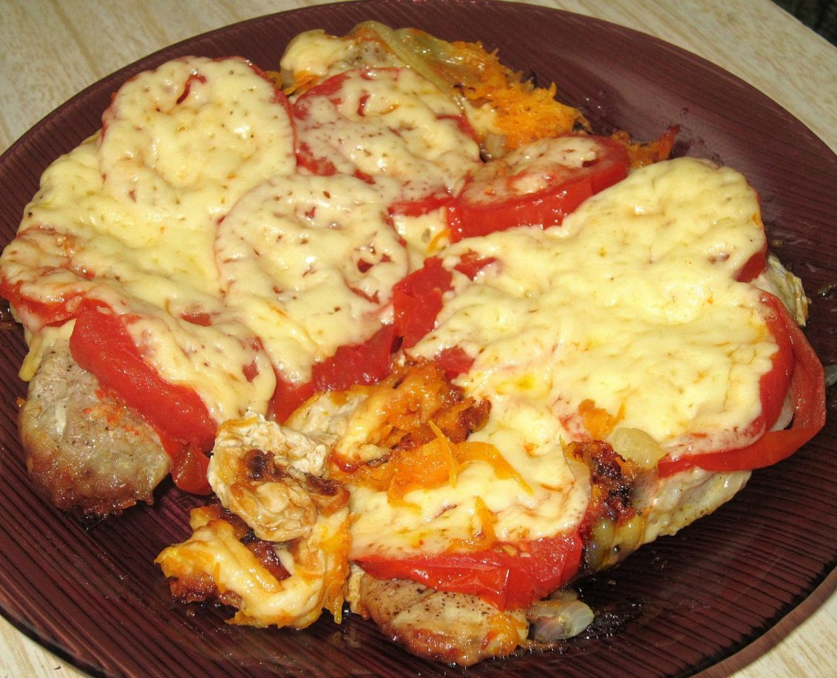 Мясо по-французски с курицей в мультиварке рецепты