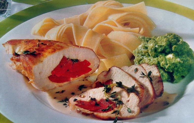 Но зато в результате получится самостоятельное горячее блюдо, не требующее гарнира.