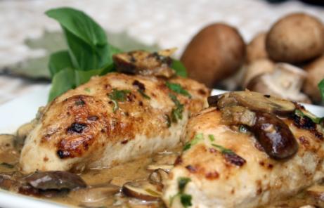 Гарнир к куриным голеням