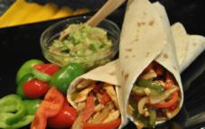 Мексиканский фахитос с курицей - рецепт пошаговый с фото