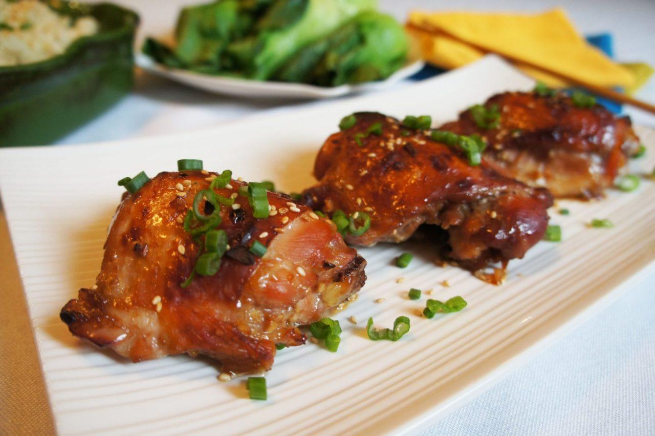 Как приготовить курицу терияки дома