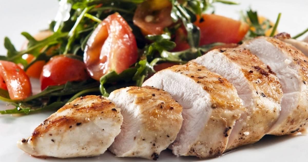 Как приготовить грудку курицы диетически и вкусно
