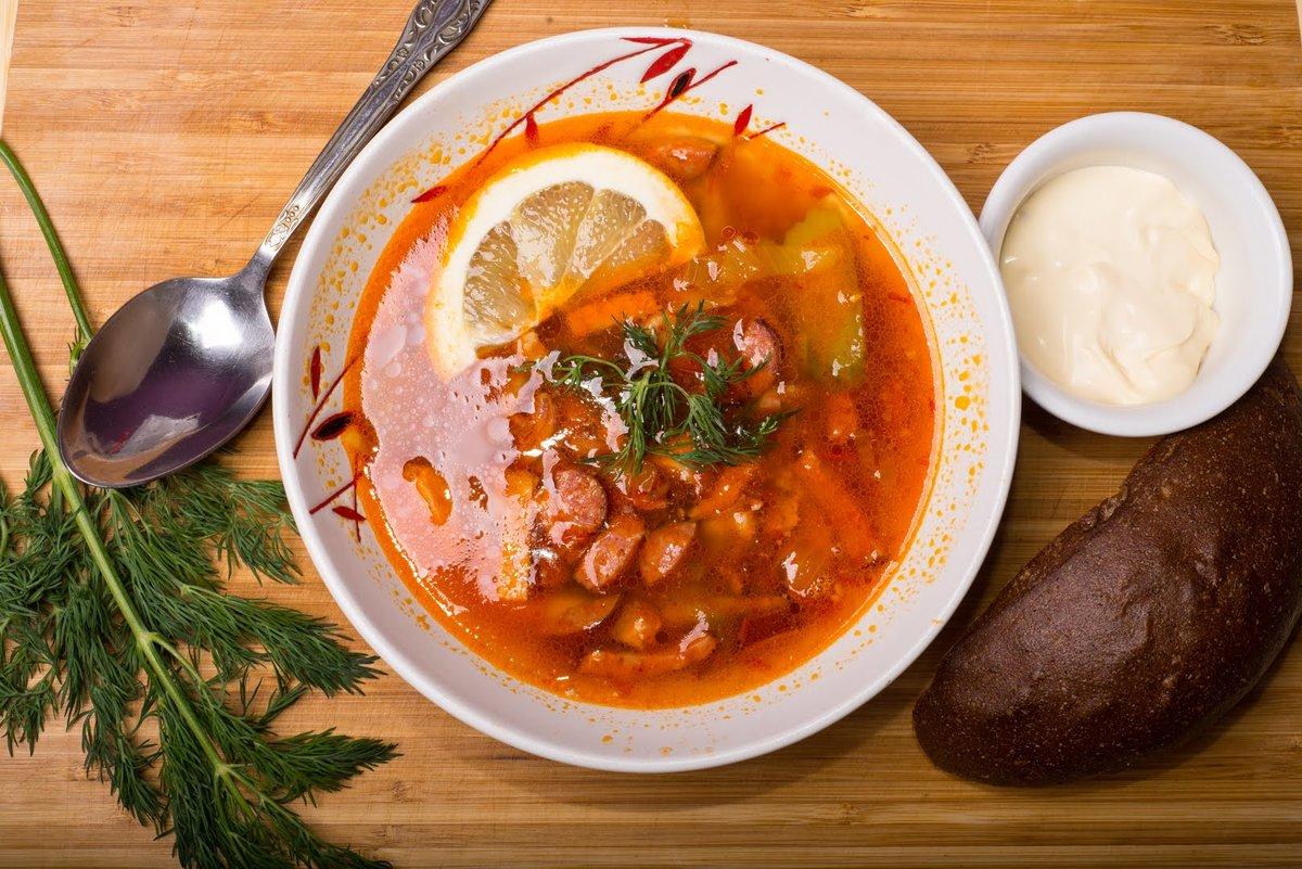 Солянка с курицей − 7 рецептов как вкусно приготовить первое блюдо